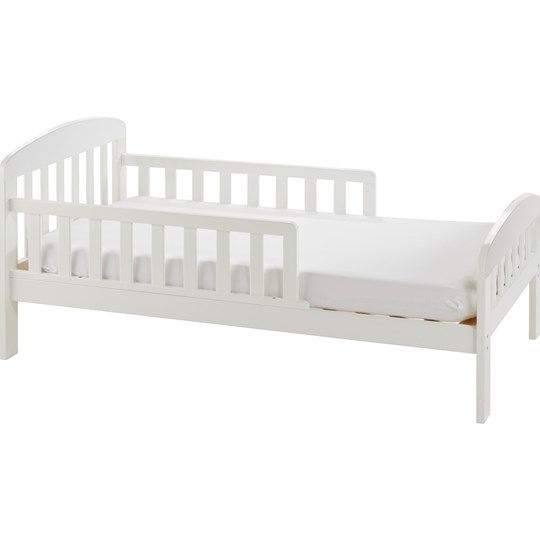 Baby Dan Junior Bed Alfred 70x160 cm White Multi