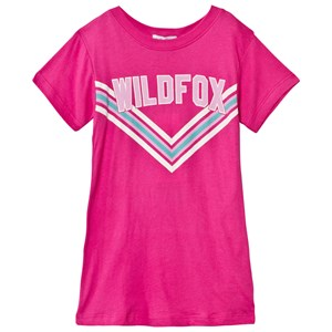 Image of Wildfox Pink Branded Tee 4 years (2831876197)