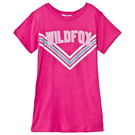 Wildfox Pink Wilfox Branded Tee LOVE POTION PINK