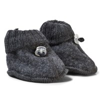 Joha WOOL HEAVY Booties Grey Grey