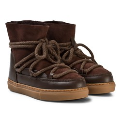 Inuikii Sneaker Kids Classic Dark Brown