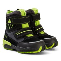 Superfit Culusuk GORE-TEX® Winter Boots Black Multi Green