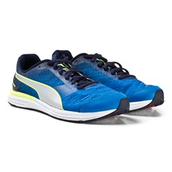 Puma Sneakers Speed 300 Indoor Junior Blue