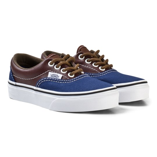 Vans Era Sneakers Denim Blue/Leather Blue