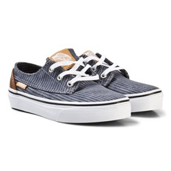 Vans Brigata Sneakers Washed Herringbone