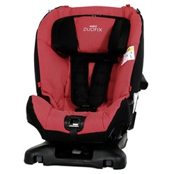 Axkid Axkid Duofix ISOfix 9-25 kg Red