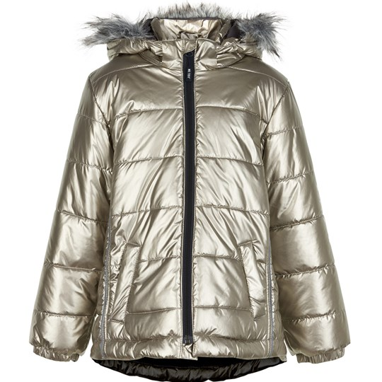 Me Too Maki Jacket Pale Gold Gold
