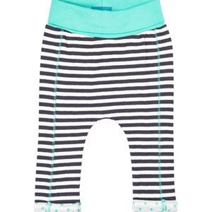 Image of Me Too Black, White and Turquoise True Pants 62 cm (2844037485)