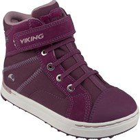 Viking Kängor, Sagene Mid GORE-TEX®, Plum/Old Rose Purple