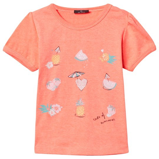 Me Too Lissi 306 Top Bright Coral Bright Coral
