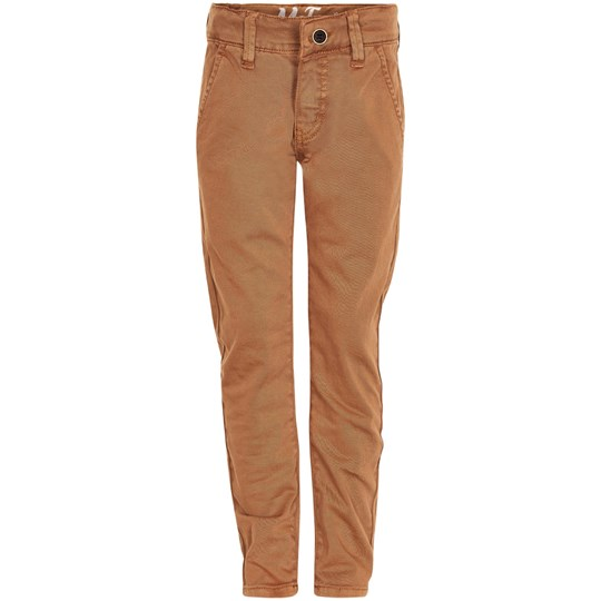 Me Too Junker Chinos Glazed Ginger BROWN