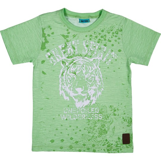 Me Too T-shirt, Sigurt Green