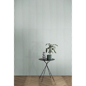 Image of ferm LIVING Arch Wallpaper - Mint (2839684667)