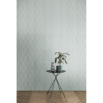 ferm LIVING Arch Wallpaper - Mint Green