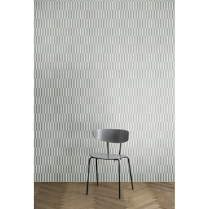Image of ferm LIVING Arch Wallpaper - Grey (3023219647)