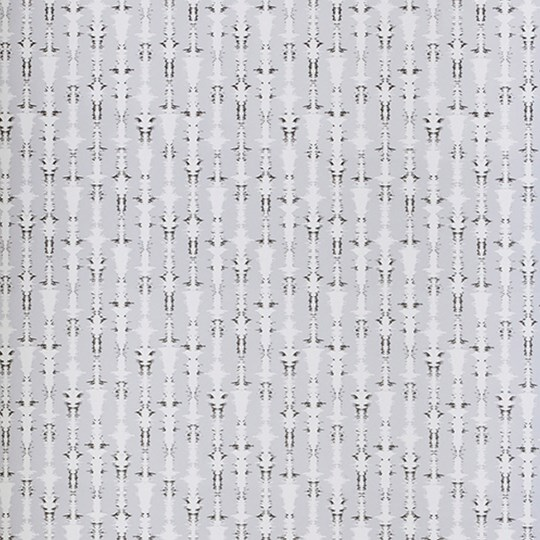 ferm LIVING Vivid Wallpaper - Grey Black