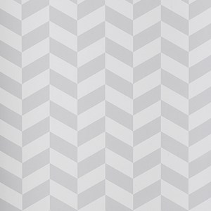 Image of ferm LIVING Angle Wallpaper - Grey (2839684661)