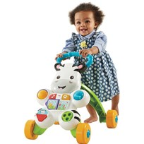 Fisher Price Lära-gå-vagn, Zebra Walker пестрый