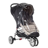 Baby Jogger City Mini GT Regnskydd Multi