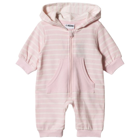 Kuling Stripe One-Piece Rose Pink