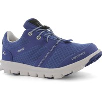 Viking Fritidsskor, GORE-TEX®, Maverick, Blue/White Blue