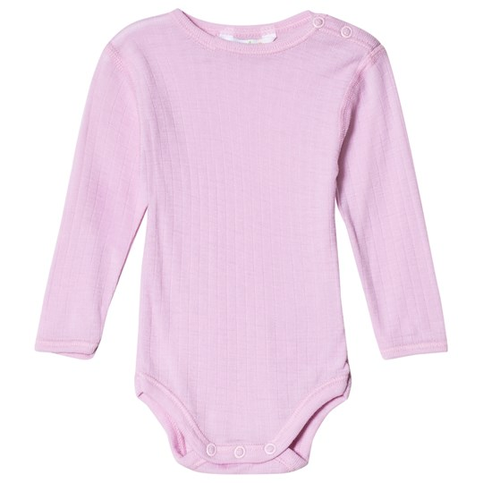 Joha Long Sleeved Baby Body Prime Rose Pink