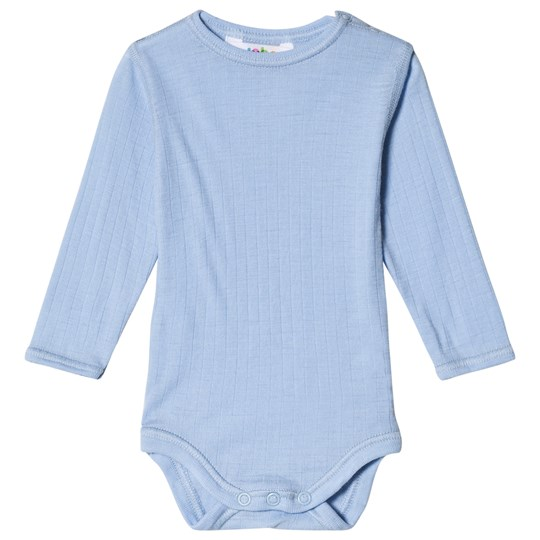 Joha Long Sleeved Baby Body Light Blue Blue