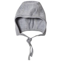 Joha Basic Helmet Hat Grey Grey