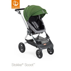 Stokke® Scoot Colour Kit Racing Green