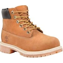 Timberland 6-Inch Premium Nubuck Boots Brown BROWN