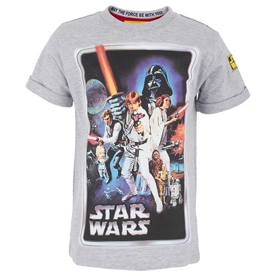 Fabric Flavours Star Wars Tee Black
