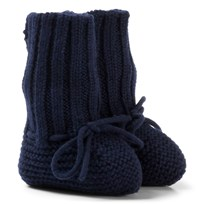 FUB Baby Boots Navy Marinblå