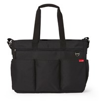 Skip Hop Duo Double Signature Black Black