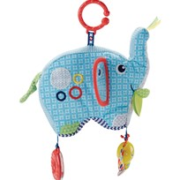 Fisher Price Aktivitetsleksak, Elefant пестрый