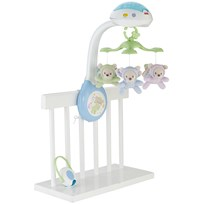 Fisher Price Sängmobil, Butterfly Dreams 3-in-1 пестрый