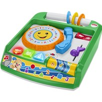 Fisher Price Aktivitetsleksak, Laugh N Learn, Hundvalp пестрый