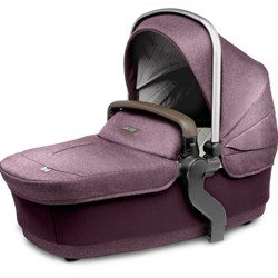 Silver Cross Wave Carry Cot Claret