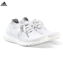 adidas Performance White Ultra Boost Uncaged Sneakers FTWR WHITE