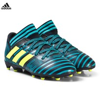 adidas Performance Navy Nemeziz 17.3 Firm Ground Soccer Boots LEGEND INK F17/SOLAR YELLOW/ENERGY BLUE S17
