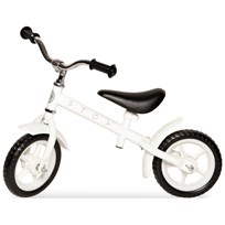 STOY Speed, Balancecykel, 10 tommer, Hvid