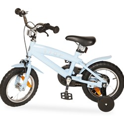 """STOY 12"""" Speed Bicycle Blue"""