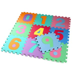 Image of STOY Numbers Playmat Multicolor 12 months - 5 years (3065591423)