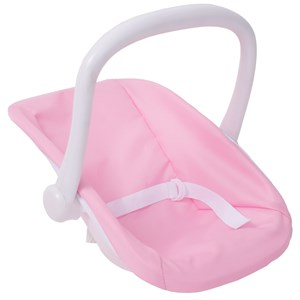Image of STOY Dukke Autostol Pink One Size (840458)