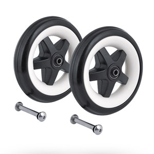 Image of Bugaboo Bee3 Front Wheels Replacement Set (2839673715)