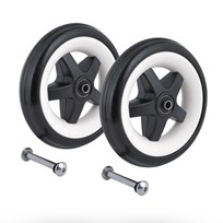 Bugaboo Bee3 Front Wheels Replacement Set Black