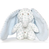 Teddykompaniet Big Ears Elefant Multi