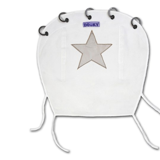 Dooky Dooky Cover White/Star White