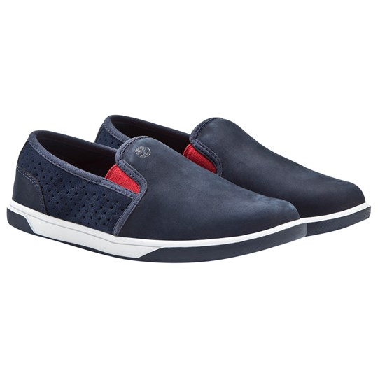 Timberland Groveton Slip On Navy Navy