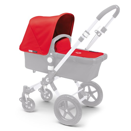 Bugaboo Bugaboo Cameleon³ Tailored Fabric Set Red Red
