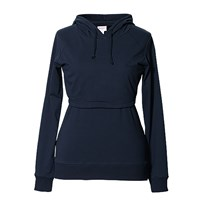 Boob Amningströja, B-Warmer, Hoodie, NOOS, Midnight Blue Blue